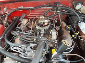 1986 Mustang EEC-IV items