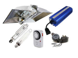 Digital Air CoolTube/Air Cooled Hood/Batwing System 1000w KIT