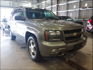 2009 Chevrolet Trailblazer Lt1 4x4- $6499