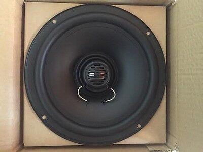 "NEW 8"" Full Range Coaxial Speaker.2-way 4 ohm Car.Marine.in-"