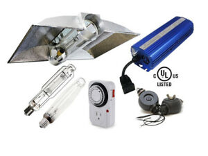 Digital Air Cool Tube/Air Cooled Hood/Batwing System 1000w KIT