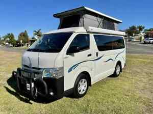 2014 Toyota Hiace Camper – ONLY 29,000KMS - AUTO