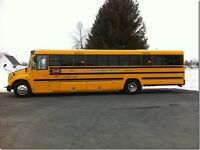 School Bus Driver Wanted