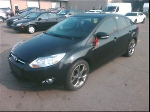 2013 FORD FOCUS SE!! NAV!! LOW KMs!! NO ACCIDENTS!!