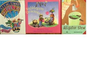 DENNIS LEE books (Alligator Pie etc...) 3 for $10