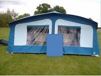 Pennine Continental Folding Camper