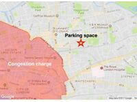 Parking Space in secure complex -central London (just outside congestion charge)