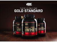 Gold standard whey 2.2kg (protein)