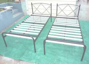 Criss Single Bed Frame..Plus Inala Brisbane South West Preview