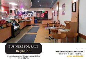 Great Business Opportunity! Quizno's, South Regina