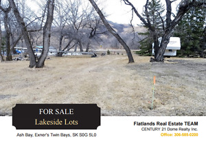 Lakeside Lot @ Crooked Lake - 711 Ash Bay