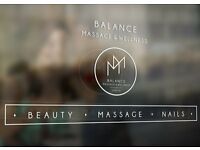 Join a Busy Team of Massage Therapists in Central London