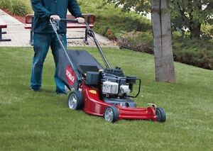 general labour, grass cutter, snow removal