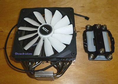 Prolima Tech Armageddon CPU-Kühler für AMD AM2 AM2+ AM3 AM3+ FM1 FM2 vom Händler gebraucht kaufen  Uelzen