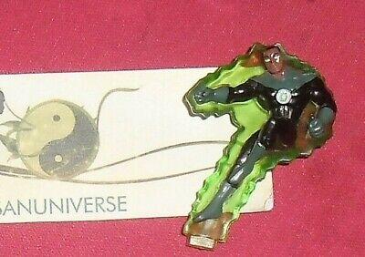 1 MODELLINO SUPEREROI FIGURES SUPERHEROES DC COMICS-LANTERNA VERDE GREEN LANTERN comprar usado  Enviando para Brazil