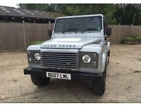 Land Rover DEFENDER 110 2.4 TDi XS