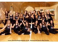 Team Manager - Dance Hen Party Bookings