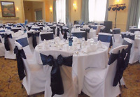 Affordable Chair covers!