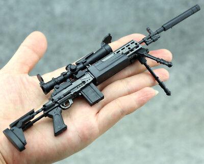 MODO Sniper Rifle Weapon Gun For 1/6 Scale12