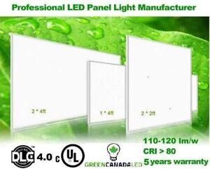 """Sale 40%""2x2ft / 1x4ft / 2x4ft LED Slim Panel Light -5 Yrs -55$"