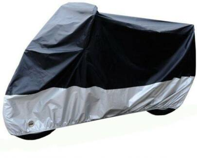 BRAND NEW! Motorbike Cover Weather and UV Protect - DELIVERED Canberra City North Canberra Preview