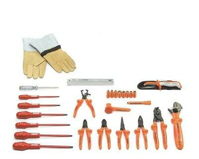 Facom 28-pc Insulated Tool Kit Fc-2185c.vse