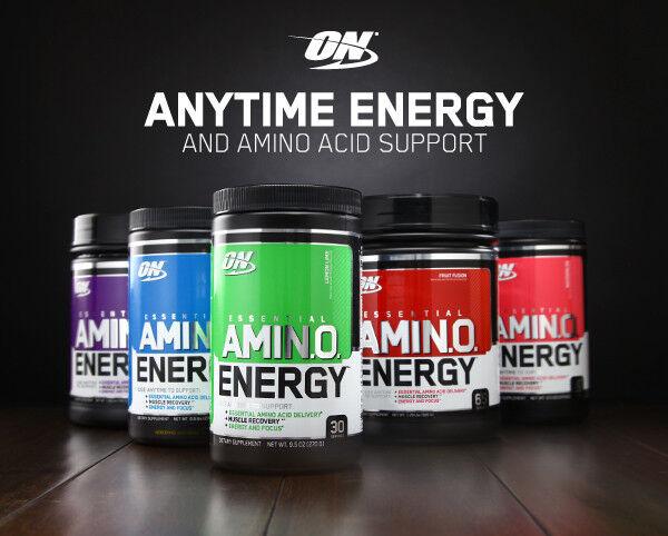Optimum Nutrition Essential Amino Energy 30 Serving Containe