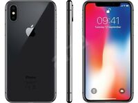 iPhone X 64 GB Space Grey EE Brand new in box sealed with invoice