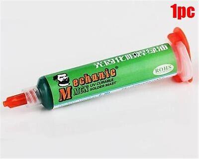 10ml Pcb Uv Curable Solder Mask Repairing Paint Green Yk