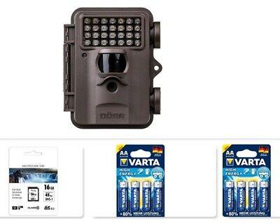 Dörr SnapShot Limited 5.0S oder 5.0S Black Überwachungs- und Wildkamera im SET! Hot Snap