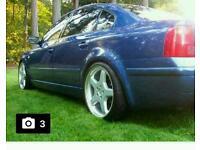 """18"""" 5x112 alloys new tyres. vw audi skoda seat mercedes"""