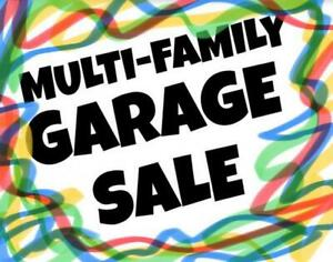 GARAGE SALE SORRY WE HAVE HAD TO CHANGE DATE DUE TO FORCAST