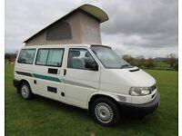 Volkswagen transporter REIMO campervan