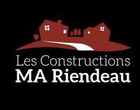 Rénovations et maisons neuves