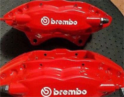 BREMBO SSV REDLINE BRAKE CALIPER KIT V8 Commodore SS Brembo VF VE HSV!