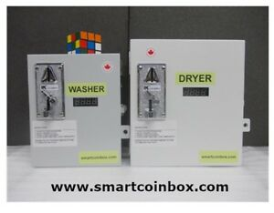WASHER AND DRYER COIN CONVERSION KIT (CERTIFIED TO CSA STANDARD)
