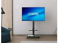 FITUEYES Mobile TV Cart TV stand 2 (29£)