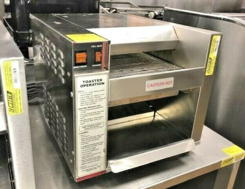 Commercial Conveyor Toaster- APW Wyott- Stainless Steel