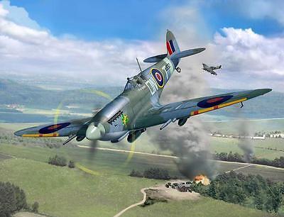 Revell Supermarine Spitfire Mk.IXc 1:32 Revell 03927  X