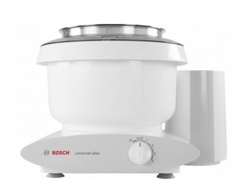 Bosch MUM6N11UC Universal Plus Stand Mixer, 800 Watt, 6.5-Qu