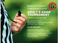 MOSTON FOREST FOOTBALL CLUB FUNDRAISING DAY