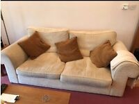Sofa - John Lewis - £40