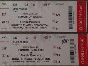 Club Access Oiler tickets