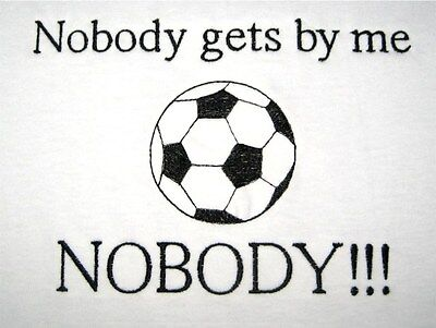 Personalized Custom Made Soccer Ball Just Name Or Birthday T Shirt Your Wording