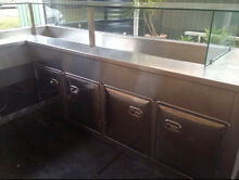 Commercial Stainless Steel Salad and Display bar Fridge North Adelaide Adelaide City Preview