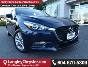 2017 Mazda Mazda3 GS *ONE OWNER*LOCAL BC CAR*