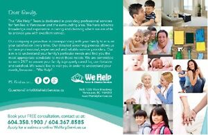 ***A Loving Nanny/Caregiver For Your Family*** North Shore Greater Vancouver Area image 1