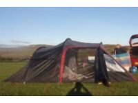 Vango Beta 450 Four Man Tent -£80