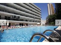 Holiday holiday Benidorm Hotel Perla *cheap* £150 1-5th June