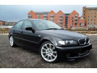 BMW e46 3 series saloon sapphire black 318 m sport n42 1995cc breaking all parts